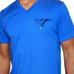 Foil Brand V Blue