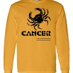 Men Cancer Zodiac Shirt