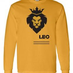 Men Leo Zodiac Shirt