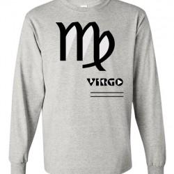 Men Virgo Zodiac Shirt